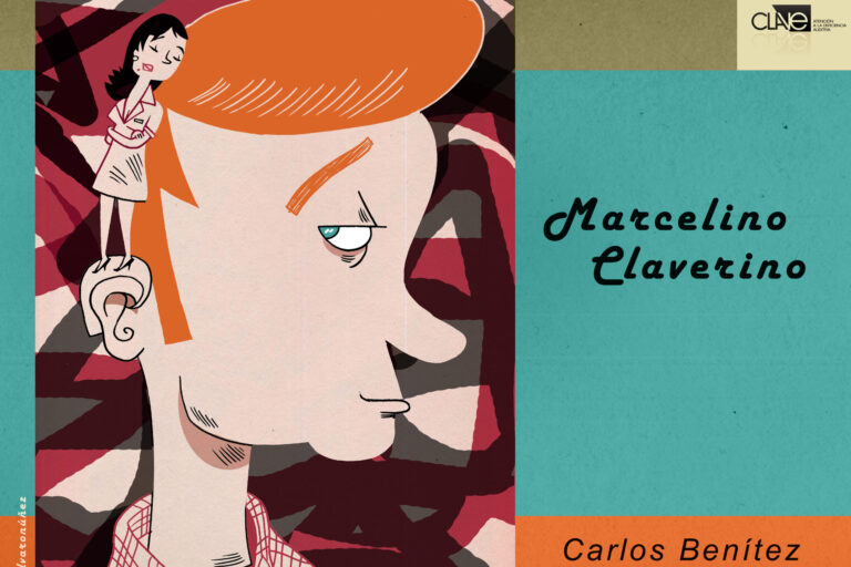 Portada Marcelino Claverino