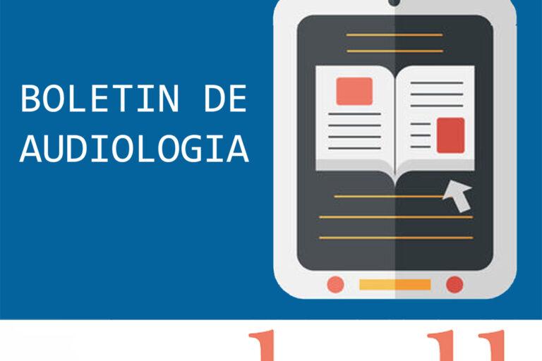 Gráfico Nuevo Boletín de Audiología
