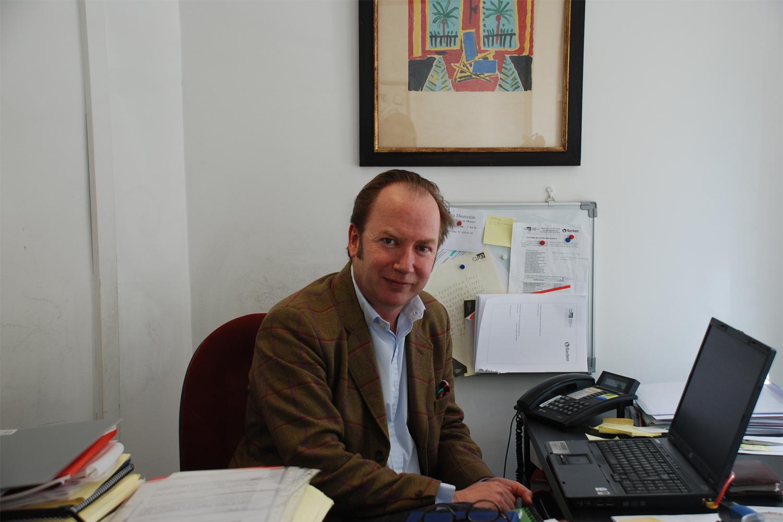 Fotografía Personal de Borjesson, D. Svante (Director General de CLAVE)