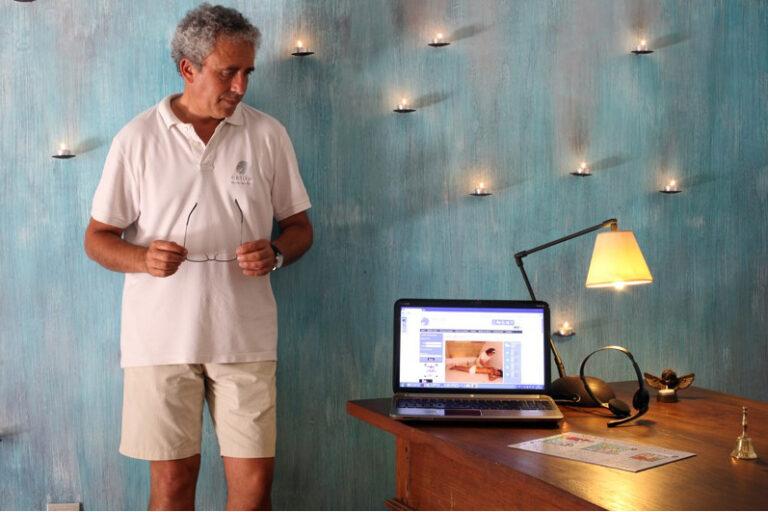 Fotografía Personal de Ramón, Pablo (Fundador de la web NATIVE HOTELS)